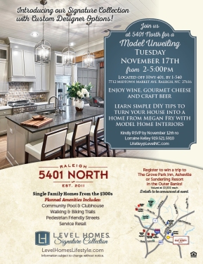 5401 North Wine and Cheese Invite