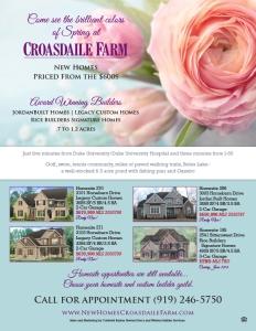Croasdaile Farm Mar 2016 Flyer