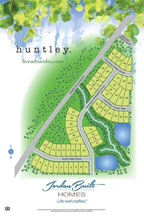 Huntley 24x36 Site Map